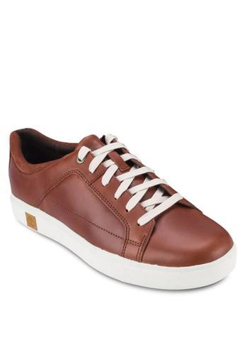 Timberland Men's Amherst 皮革淺口鞋, 鞋,京站 esprit 鞋