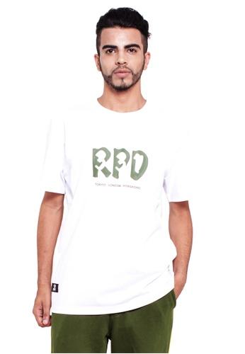 Reoparudo 白色 RPD 331系列T恤(白色) 65620AA878132EGS_1