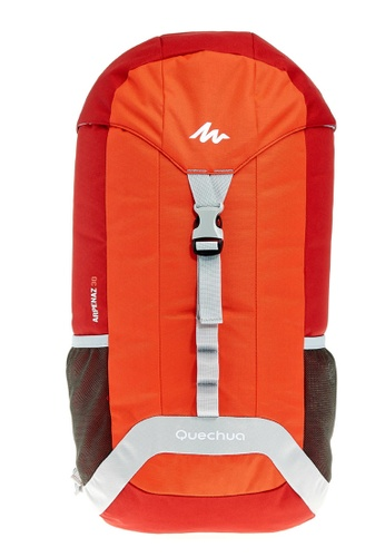 9e7daad6af B D Tech orange Decathlon Quechua Arpenaz 30L Hiking Backpack (Orange)  BD517AC71HPSPH 1
