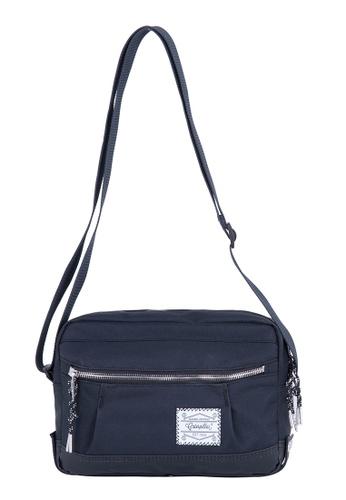 Caterpillar Bags & Travel Gear navy Essential Rebel Shoulder Bag CA540AC55FSAHK_1