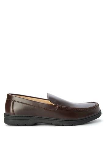 Preview brown Frey Loafers PR211SH0KAOLPH_1