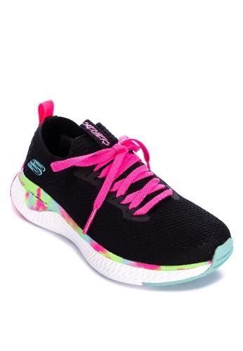 Skechers black Solar Fuse Sneakers 444C1KS360FA5FGS_1