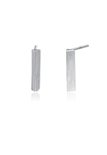 SUNRAIS silver High-end Silver S925 silver fashion earrings 87F7EAC15BD17EGS_1