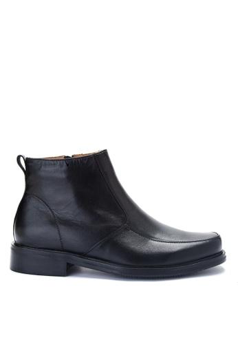 Gibi black 981501 Boots GI342SH0IVZMPH_1