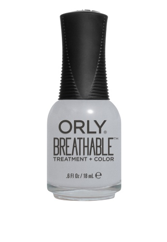 Orly grey Orly Breathable Nail Lacquer Power Packed DD01FBE3C37B28GS_1