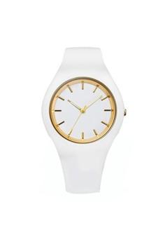 Fashion Candy Silicone Strap Watch ZG521
