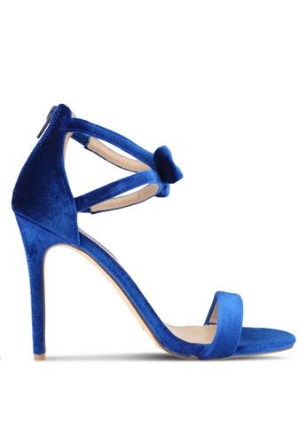 Dorothy Perkins blue Cobalt Brianna Heels DO816SH0SD5BMY_1