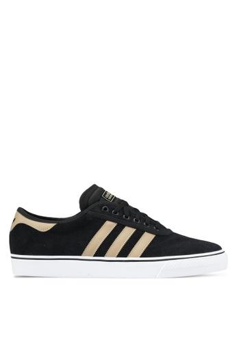 adidas black and gold adidas adi-ease premiere AD372SH0SSO2MY_1