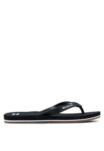 Billabong black All Day Flip Flops CE4DBSH859E72CGS_1