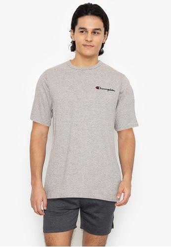 Champion grey Heritage Short Sleeve Tee 472A1AA07F5451GS_1