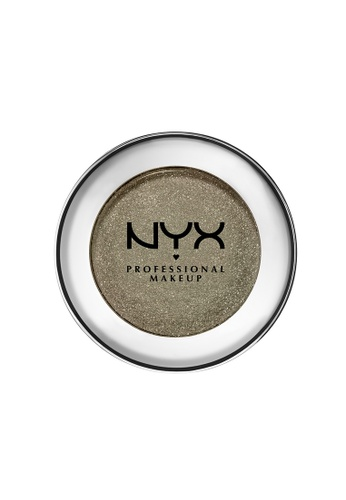 NYX Professional MakeUp brown Prismatic Eye Shadow - Voodoo E9866BE774E5B3GS_1