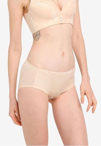 Impression beige Panties 09835US9FB916CGS_1