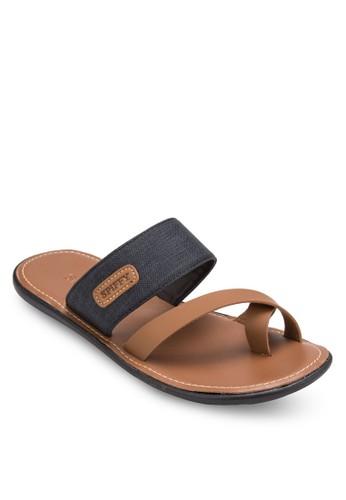 夾趾多帶拖鞋涼鞋, 鞋esprit 內衣, 涼鞋及拖鞋