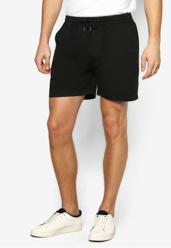 Stealth 彈性抽繩休閒zalora 內衣短褲, 服飾, 短褲