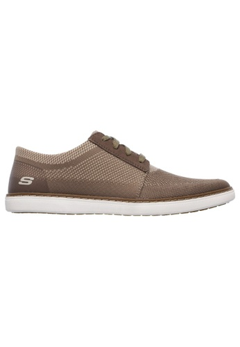 Skechers brown Skechers Men USA - 65089TAN 513ACSH60ECD62GS_1