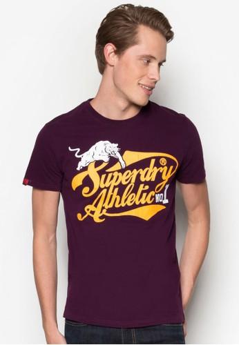 Athletic 1 T 恤,esprit hk 服飾, 服飾