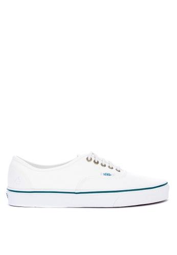 Vans white P.E.T. Authentic Sneakers 01123SH59247F0GS_1