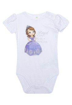 Newborn Princess Sophia Onesie and Pants