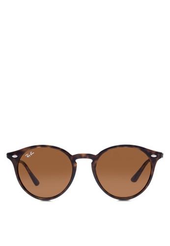 RB2180F 圓框太陽眼鏡, 飾品配件, 飾品esprit 台北配件