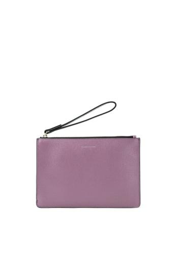 RABEANCO purple RABEANCO Wristlet Clutch - Violet 6BA05ACF674057GS_1