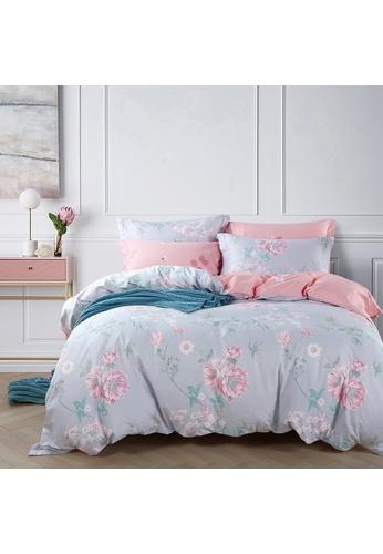Epitex Epitex CP2037-4 900TC 100% Cotton Bed Sheet Set 96E47HLC05C96BGS_1