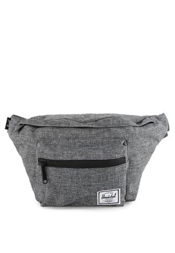 Herschel grey Seventeen Hip Pack HE449AC0UOMUID_1