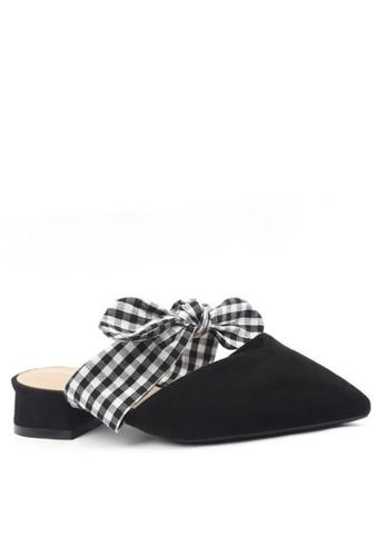 Twenty Eight Shoes Big Bow Mules 903-8 A47DDSH3CB8FA9GS_1