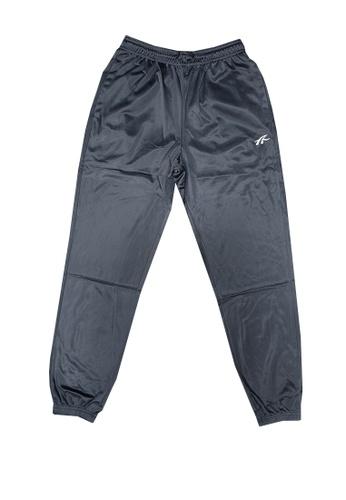 Ador grey Ador Track Pants 93EEDAAAAD4C52GS_1