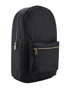 Herschel black Settlement Backpack 37583AC3DF9A09GS 1 Herschel Settlement  Backpack S  109.90. Sizes One Size 8ef8766fdda58
