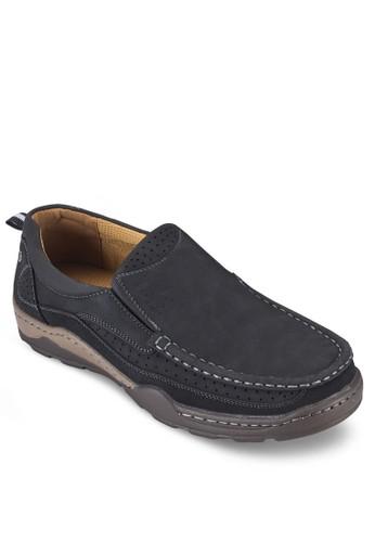 縫線休閒esprit 台北樂福鞋, 鞋, 船型鞋