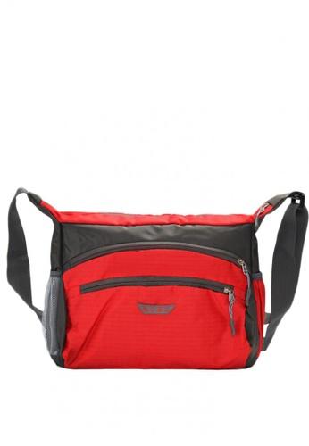 Stylebox red BOBO SX28015  Messenger/CrossBody Bag C5877ACEE93873GS_1