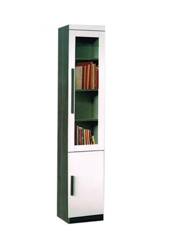 Choice Furniture white Choice Furniture - Brenner Bookshelf 608B2HLC9731ECGS_1