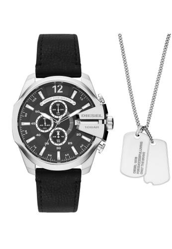 DIESEL black Mega Chief Watch DZ4559 103C4AC9FA154BGS_1
