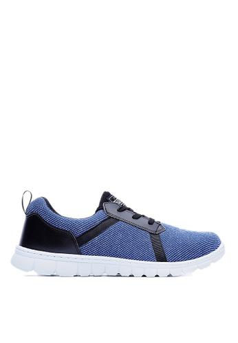 Life8 藍色 MIT。變色針織布。360度高彈力。極限太空運動鞋-09431-藍色 LI216SH83GQYTW_1
