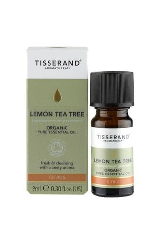 Pure & Well Tisserand Organic Lemon Tea Tree Essential Oil 9Ml 598C4ES0890C50GS_1