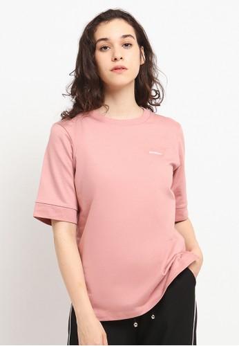 Osella pink Osella Baju Perempuan Tshirt Lengan Pendek Pink FDFE6AA5C50BE7GS_1