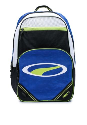 PUMA blue Puma Cell Backpack 964B6ACE0851F9GS_1