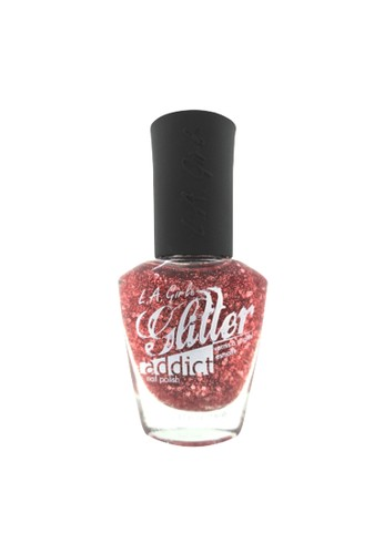 L.A Girl orange LA Girl Glitter Addict Inspire C2429BEE56710CGS_1