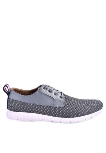 Sogno grey Sepatu Sneakers Casual GHS 08 7609CSH885FE47GS_1