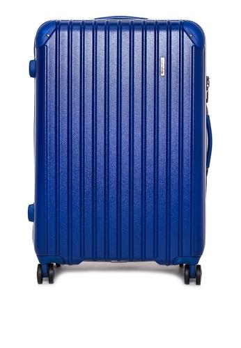 World Traveller blue Linz Travel Bag WO744AC0K4C7PH_1