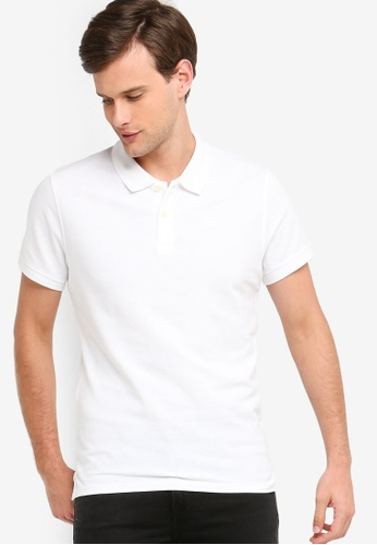 6c0f7c83eb3 Buy Pepe Jeans Vincent Basic Polo Shirt Online on ZALORA Singapore