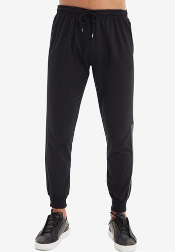 Trendyol black Black Jogger Pants AD3E1AA48F5785GS_1