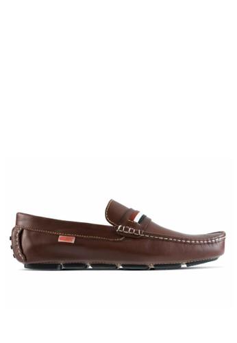 Sogno brown Moccasin Shoes GF.4107 B1FACSH4EECF13GS_1