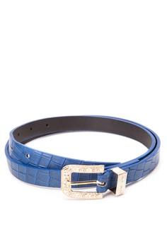 Coach Skinny Belt