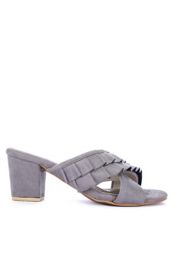 db8f0438496 Shop Suki Slide High Heels Online on ZALORA Philippines