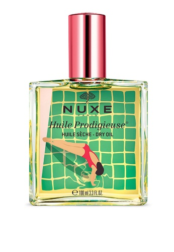 Nuxe red Huile Prodigieuse 2020 limited edition - Coral 88388BE830EDDFGS_1