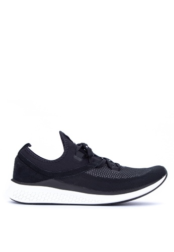 New Balance black Lazr Mesh Fresh Foam Shoes 1DA48SH19E99D4GS_1