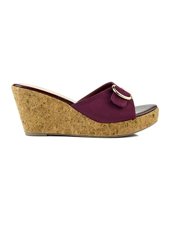 08bbd4880689 Buy SHINE SHINE Slip On Platform Wedges Online on ZALORA Singapore