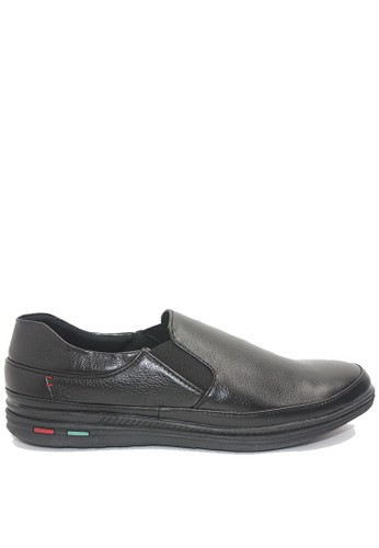 Dr. Kevin black Dr. Kevin Men Casual & Formal Shoes Slip On 13350 - Black 1AC75SHFFDC53AGS_1