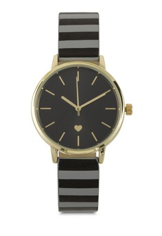 Stripe Playful Watch